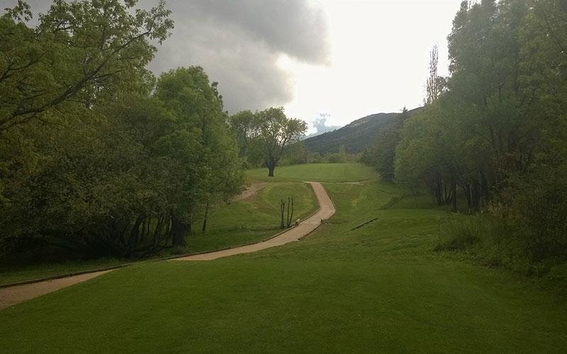 Adecuación Paisajística -  Real Club de Golf de La Herrería